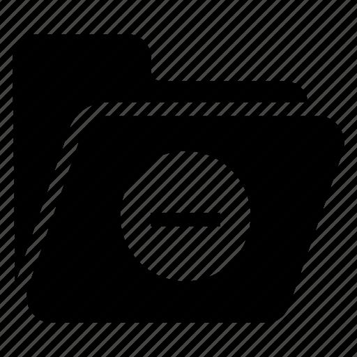 directory, documentcase, filescatalog, folder, jacket, portfolio, remove icon