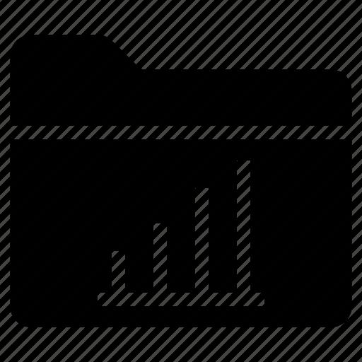 directory, documentcase, filescatalog, folder, graph, jacket, portfolio icon