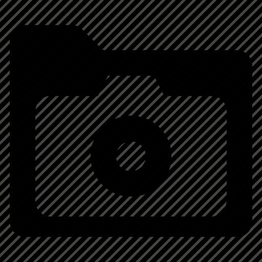 camera, directory, documentcase, filescatalog, folder, jacket, portfolio icon