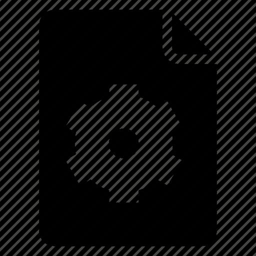 document, documentation, documentfile, documentrecord, file, recordfiles, setting icon
