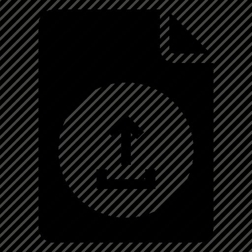 document, documentation, documentfile, documentrecord, file, recordfiles, upload icon