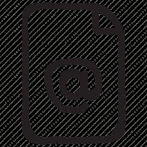 document, documentation, documentfile, documentrecord, file, mail, recordfiles icon