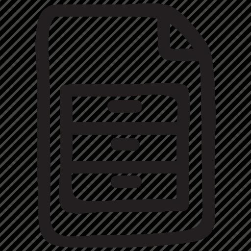 archive, document, documentation, documentfile, documentrecord, file, recordfiles icon
