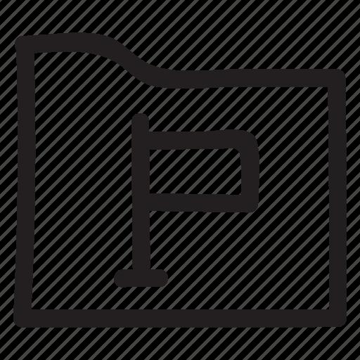 directory, documentcase, filescatalog, flag, folder, jacket, portfolio icon