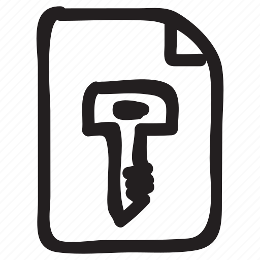 document, documentation, documentfile, documentrecord, file, key, recordfiles icon