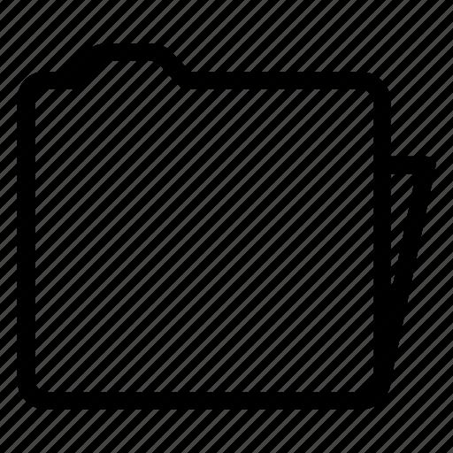 data, directory, documentcase, filescatalog, folder, jacket, portfolio icon