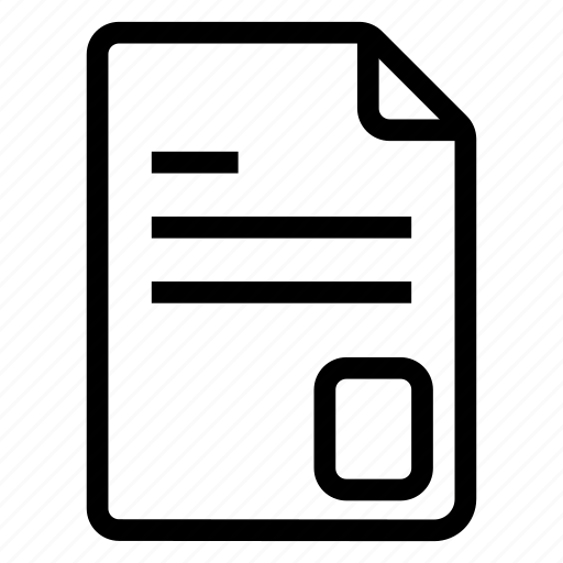 document, documentation, documentfile, documentrecord, file, form, recordfiles icon