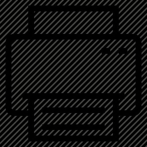 cmyk, computerprinter, copier, officeprinter, printer, printing, printingindustry icon