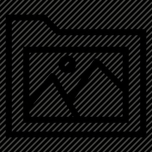 directory, documentcase, filescatalog, folder, jacket, photo, portfolio icon