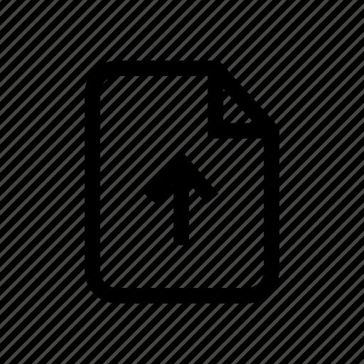 file, file upload, upload, upload file, upload file icon, uploading file icon