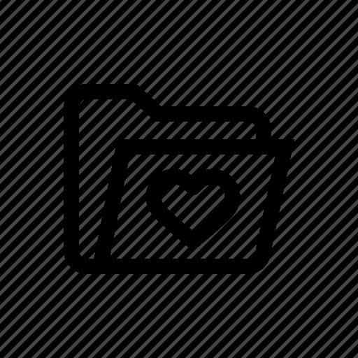 bookmark folder, favorite, favourite folder, folder, folder bookmark, folder favourite, liked folder icon
