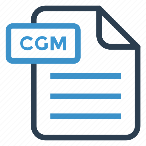 cgm, document, documentation, file, paper, record, sheet icon