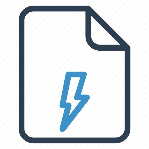 document, documentation, file, flash, paper, record, sheet icon