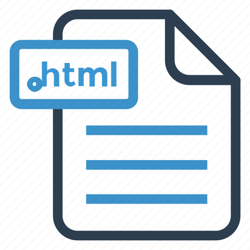 document, documentation, file, html, paper, record, sheet icon