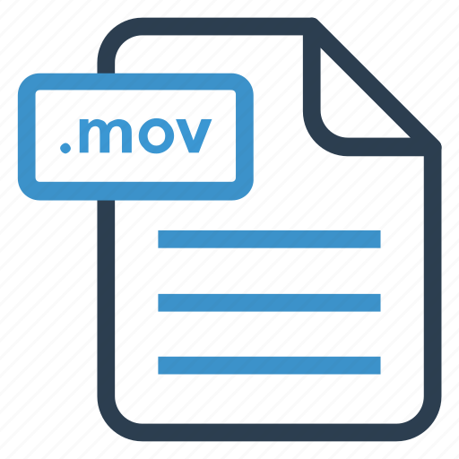 document, documentation, file, mov, paper, record, sheet icon