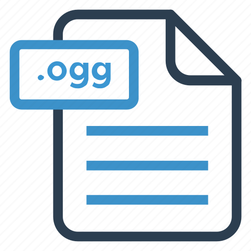 document, documentation, file, ogg, paper, record, sheet icon