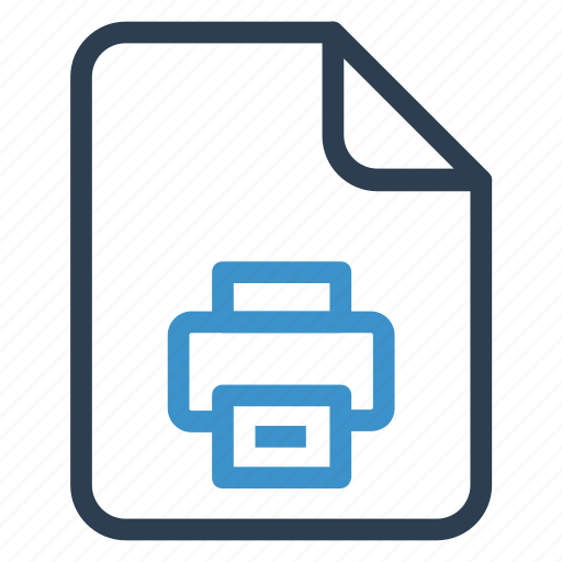 document, documentation, file, paper, print, record, sheet icon
