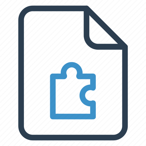 document, documentation, file, paper, puzzle, record, sheet icon