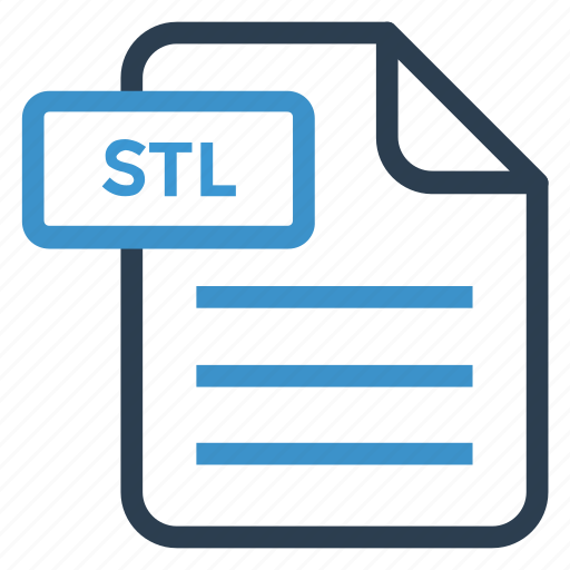 document, documentation, file, paper, record, sheet, stl icon