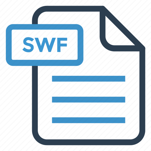 document, documentation, file, paper, record, sheet, swf icon