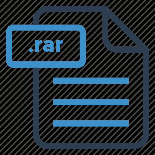 document, documentation, file, paper, rar, record, sheet icon