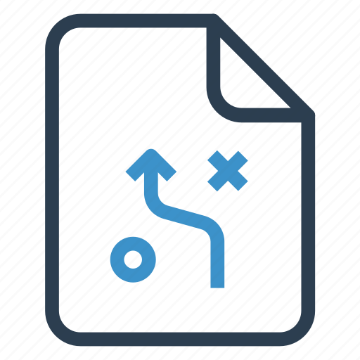 document, documentation, file, paper, record, sheet, strategy icon