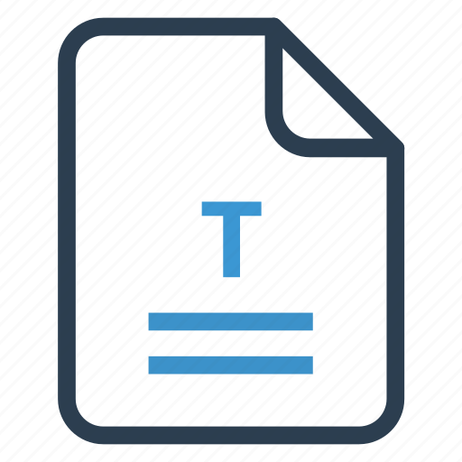 document, documentation, file, paper, record, sheet, text icon