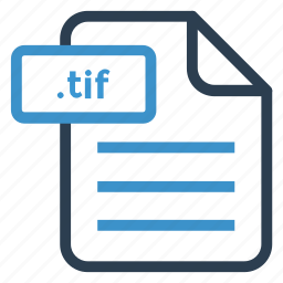 document, documentation, file, paper, record, sheet, tif icon