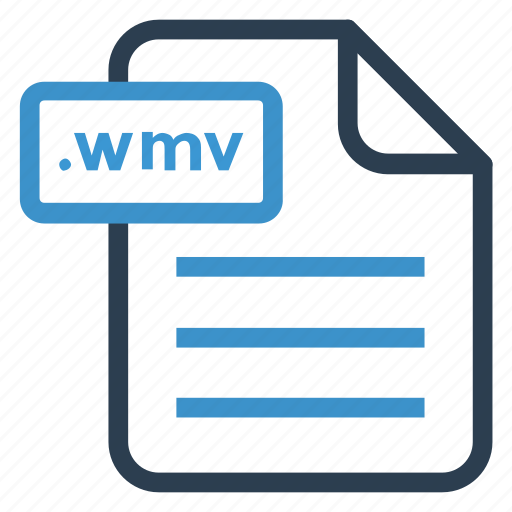 document, documentation, file, paper, record, sheet, wmv icon