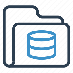 archive, data, folder, payment, storage icon