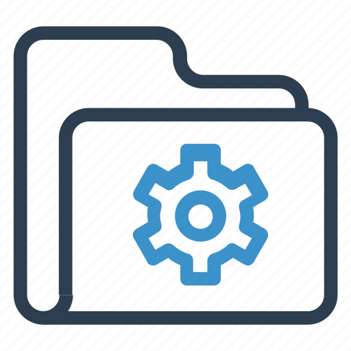 archive, data, folder, setting, storage icon