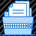 compressed folder, project folder, zip archive, zip folder, zipped folder