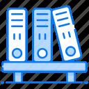 archives, data management, file shelf, folder, official document