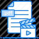 data folder, file, film folder, media folder, multimedia folder, video folder