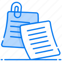 drafting pad, jotter, memo, notepad, reminders, sticky notes, writing pad