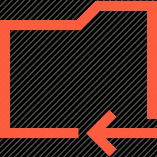 add, data, directory, folder, import, insert, paste icon