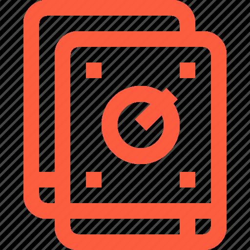 backup, copy, data, duplicate, hdd, save, storage icon