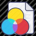 art, file, image, infographic icon