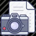 document, file, photo, picture