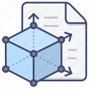 3d, design, file, modle