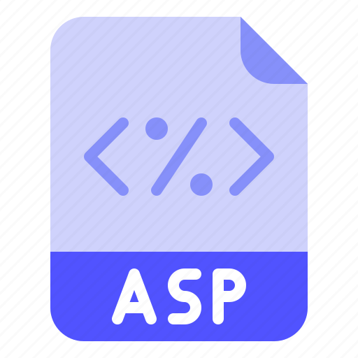 Asp, extension, file, format, programmimg icon - Download on Iconfinder