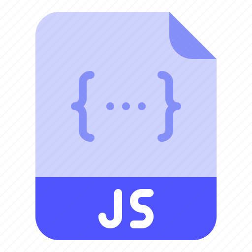 Extension, file, format, javascript, js icon - Download on Iconfinder