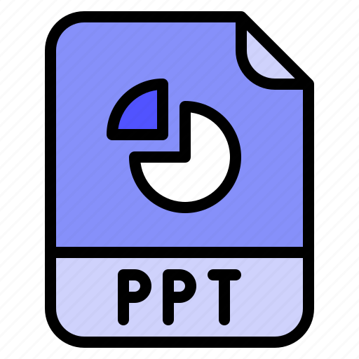 Digital, extension, file, format, powerpoint icon - Download on Iconfinder