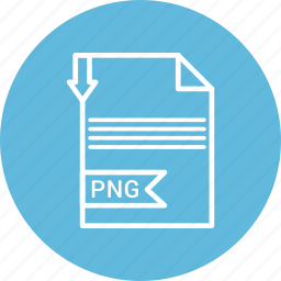 file format, image, png file icon