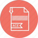 ace, document, file, format, type