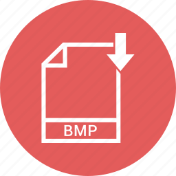 bmp, document, file, format, type icon