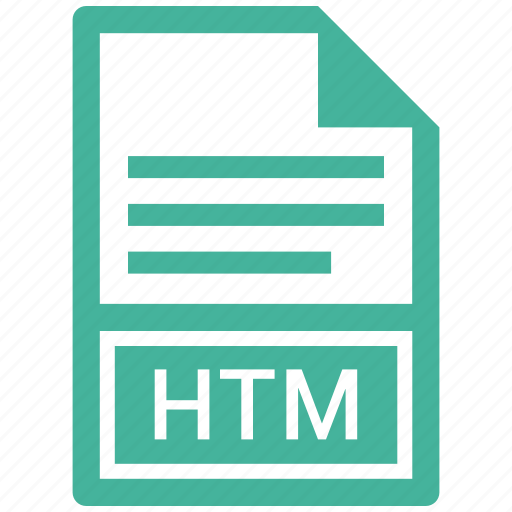 document, file, htm, paper icon