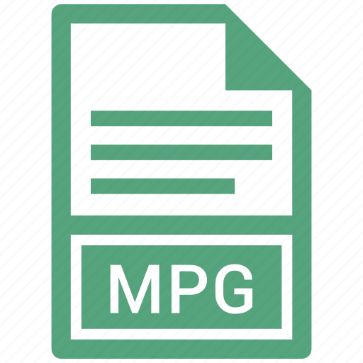 document, file, mpg, paper icon
