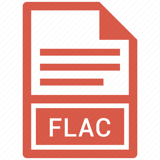 extension, file, file format, flac icon