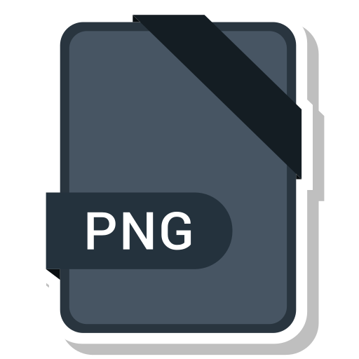 document, extension, format, paper, png file icon